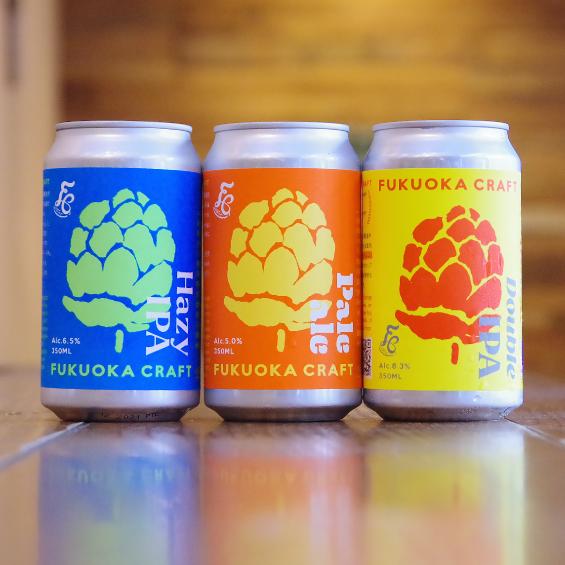 FUKUOKA CRAFT 缶ビール